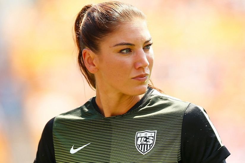 Hope Solo decides to play in Rio Olympics despite Zika virus | Soccer |  Sporting News