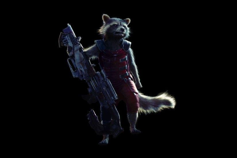 Movies: Rocket Raccoon Guardians Galaxy Best Wallpapers 1920x1080 .