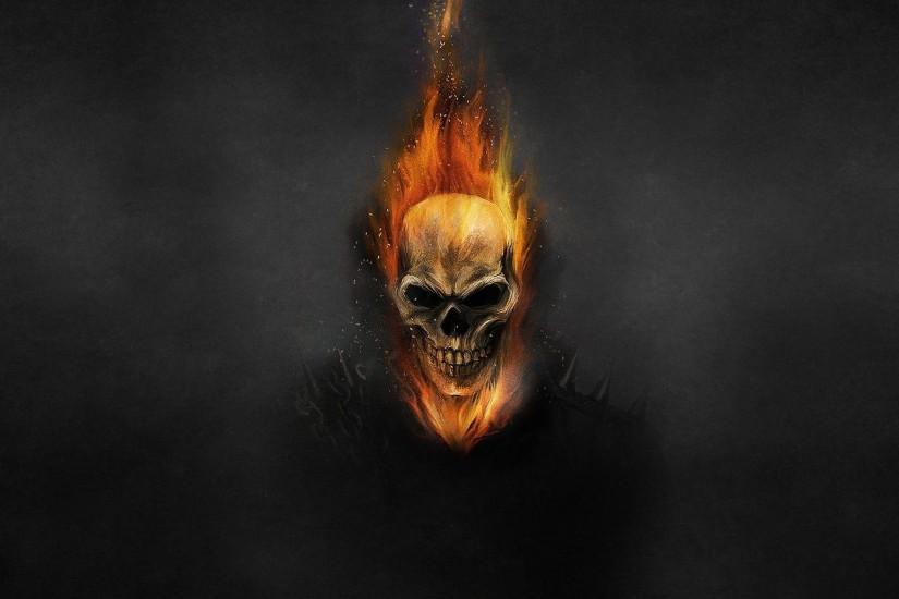 Ghost Rider Hd Wallpapers 1080P - image #763237