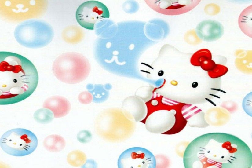 hello kitty images for backgrounds desktop free