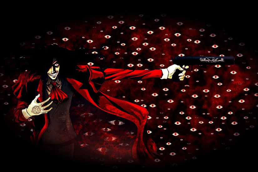 Hellsing Alucard Wallpaper by shenkyz on DeviantArt | Android | Pinterest | Hellsing  alucard, Wallpaper and deviantART