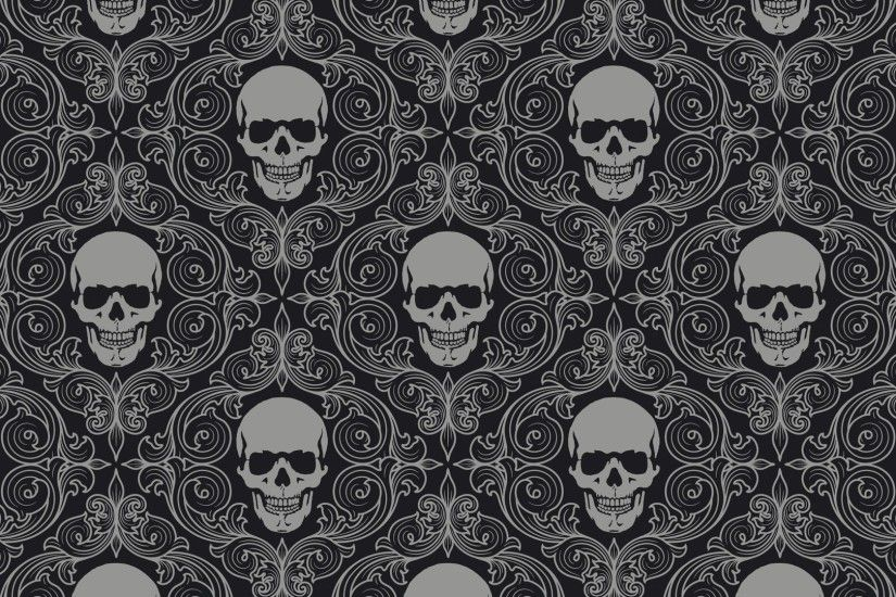 Skull Wallpaper High Resolution