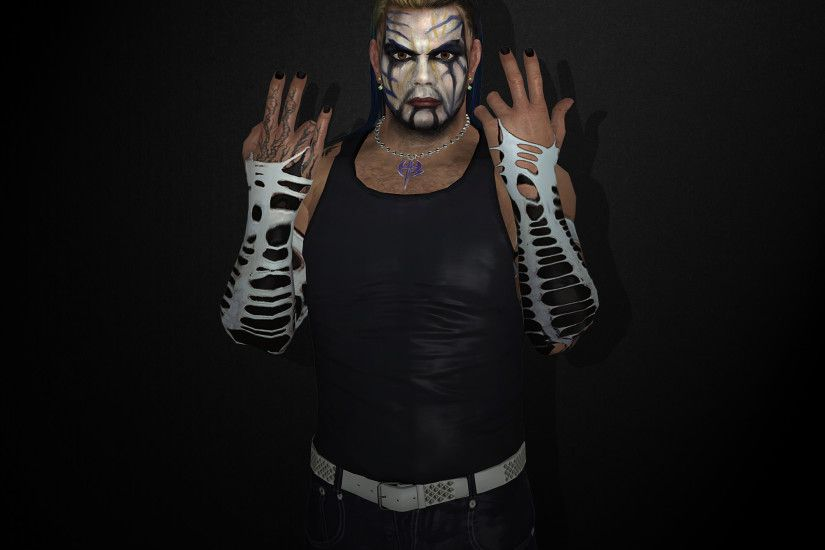 Jeff Hardy by AlexFly