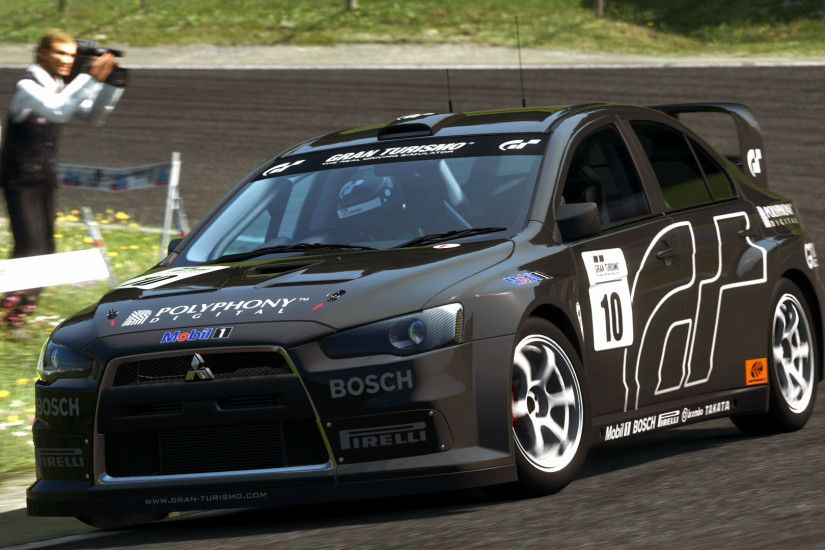 2007 mitsubishi lancer evolution x tc gt5 by vertualissimo