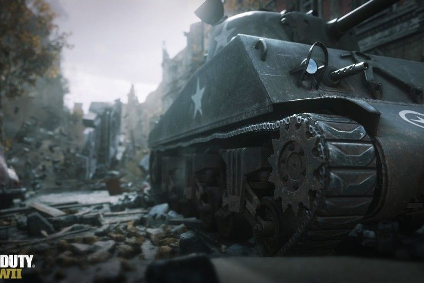 Call of Duty returns to its roots with Call of Duty: WWII - a breathtaking  experience that redefines World War II for a new gaming generation.