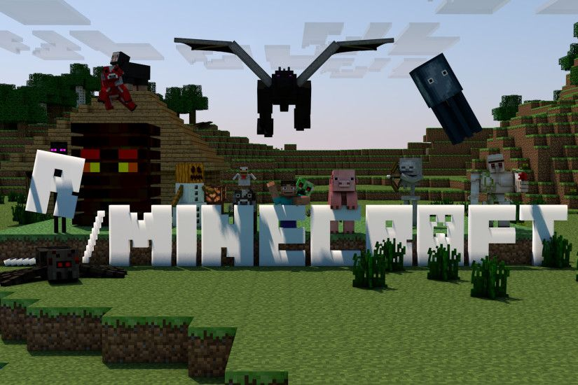 Best Minecraft Wallpaper