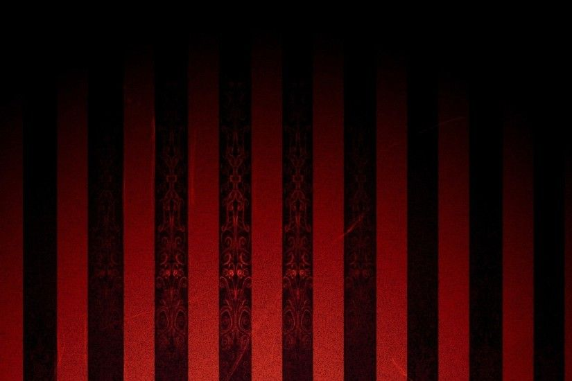 Black and Red Abstract Full HD Wallpaper