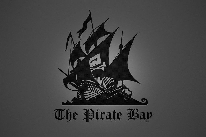 The Pirate Bay, Logo, Piracy Wallpapers HD / Desktop and Mobile Backgrounds