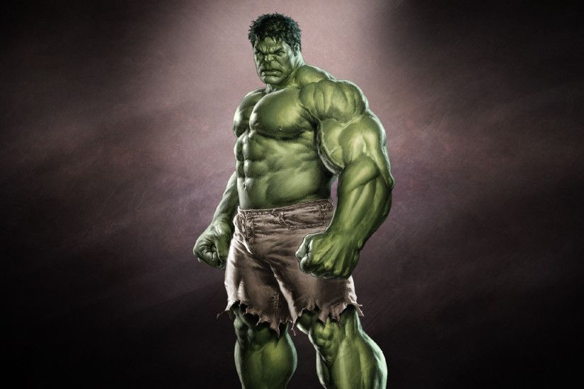 Hulk Wide Wall HD Wallpapers