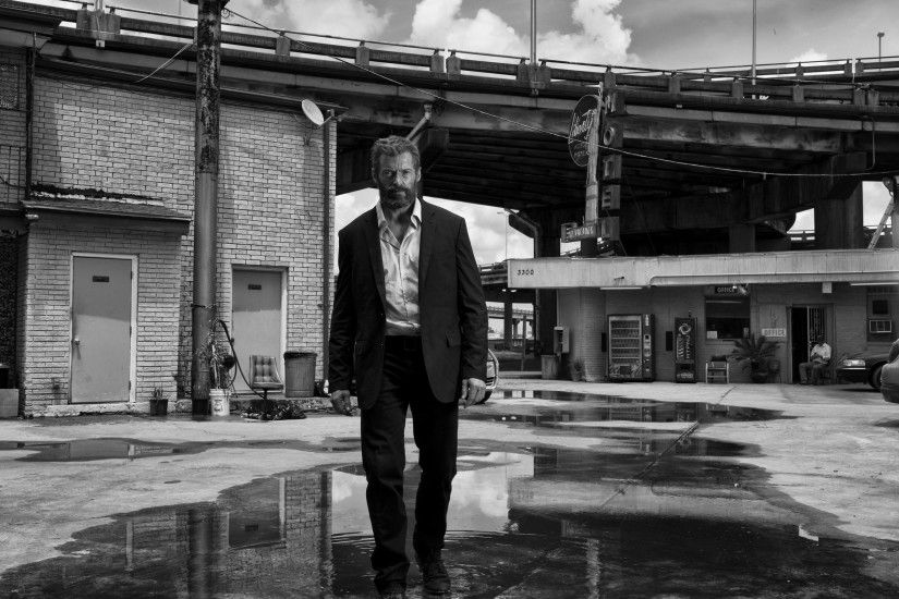 Logan Noir: 19 Photos of Marvel's Wolverine in Glorious Black & White |  IndieWire