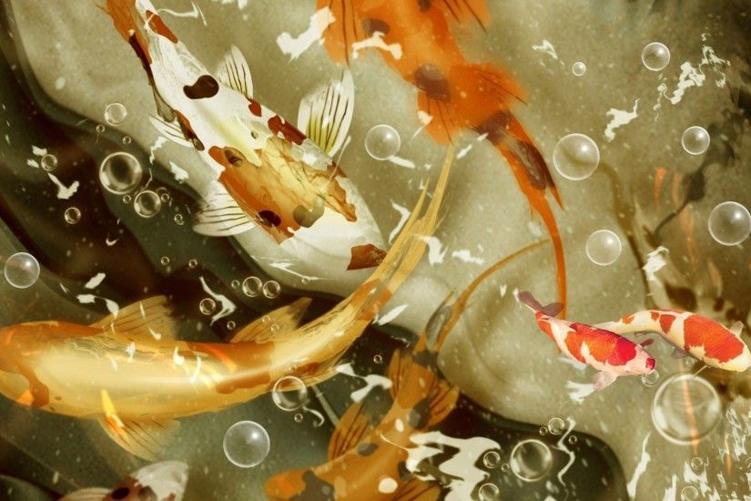 ... Top 【50】 Beautiful FISH Photos Colorful Image HQ Wallpapers Koi ...