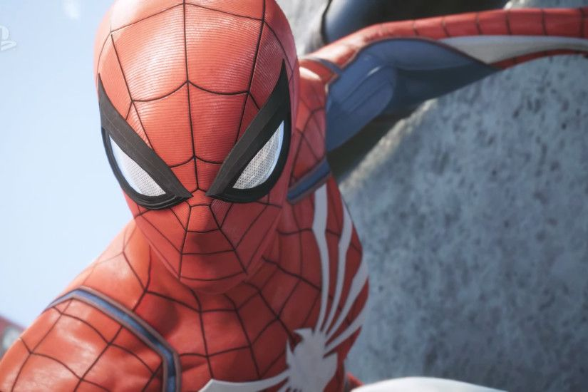 Peter Parker finally got his chance to shine, or should that be bind, in  the PlayStation E3 conference. The web-slinging superhero looked incredibly  ...