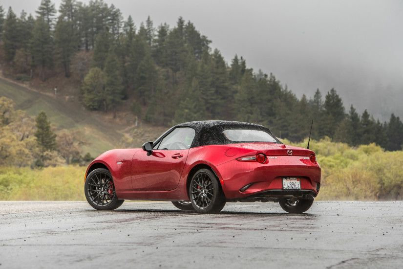 2016 Mazda MX 5 Miata Coupe Sporty wallpaper
