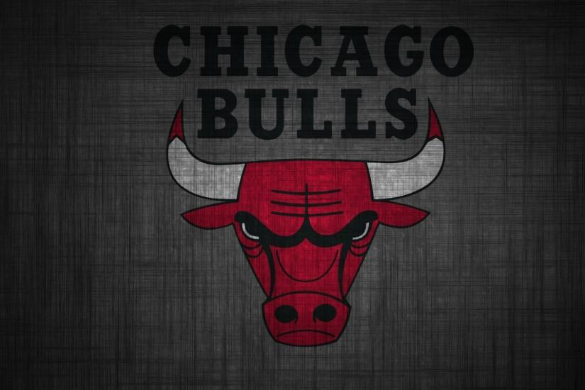 Chicago Bulls Logo HD Wallpapers.