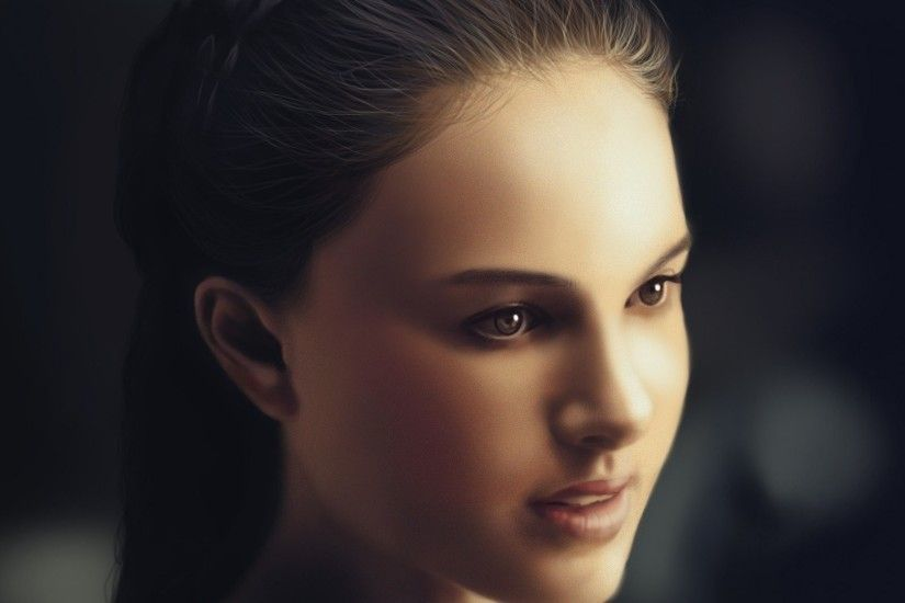 Celebrity - Natalie Portman Portman Wallpaper