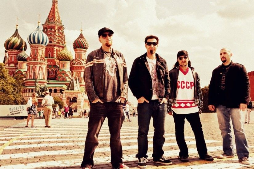 system of a down soad rock the group moscow moscow