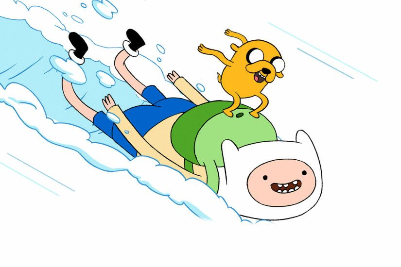 Finn and Jake - Adventure Time [2] wallpaper