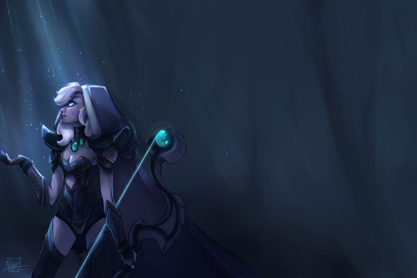 Awesome Drow Wallpapers Wallpaper Cave