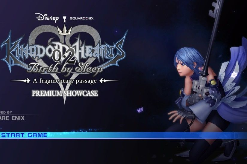 Watch: Direct Feed Capture of Kingdom Hearts 0.2! - News - Kingdom Hearts  Insider