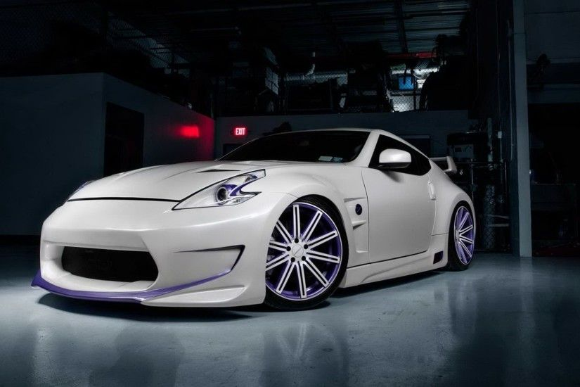 1920x1080 Wallpaper nissan 370z, styling, nissan, tune, amuse