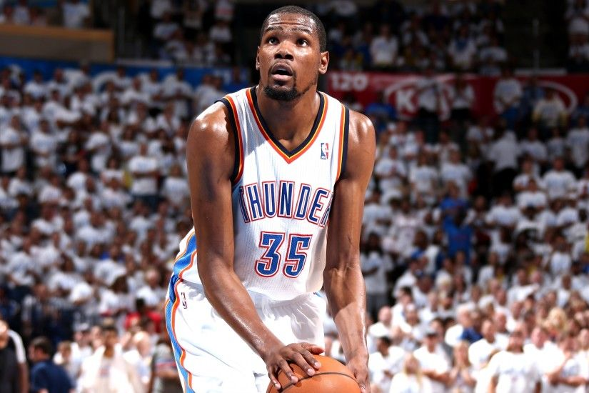Preview wallpaper kevin durant, basketball, seattle supersonics, oklahoma  city thunder 3840x2160