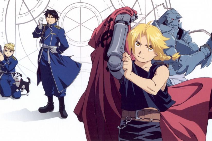 fullmetal alchemist brotherhood wallpaper 2482x1425 full hd