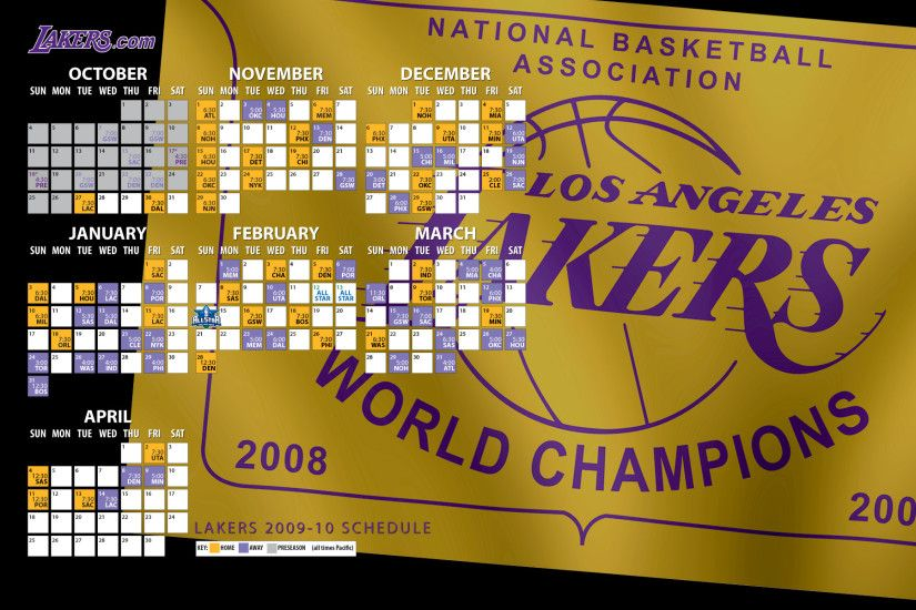 ... Lakers Wallpapers and Infographics | Los Angeles Lakers ...