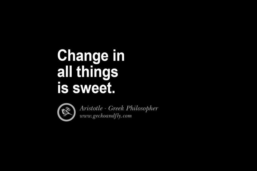40 Famous Aristotle Quotes on Ethics, Love, Life, Politics and Education |  GeckoandFly 2018