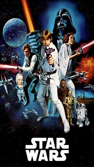 Here's 10 Movie Posters Wallpapers for the iPhone 6 Plus! Star Wars .