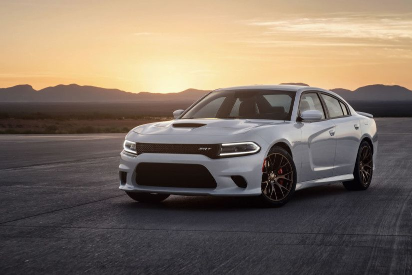 2015 Dodge Charger SRT Hellcat Wallpaper - 1920 x 1080
