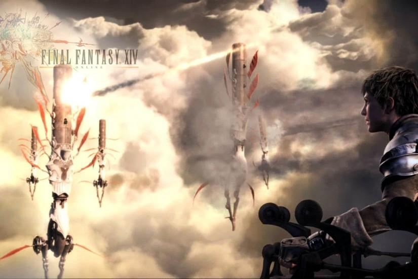 Final Fantasy Xiv Wallpaper 154441 ...