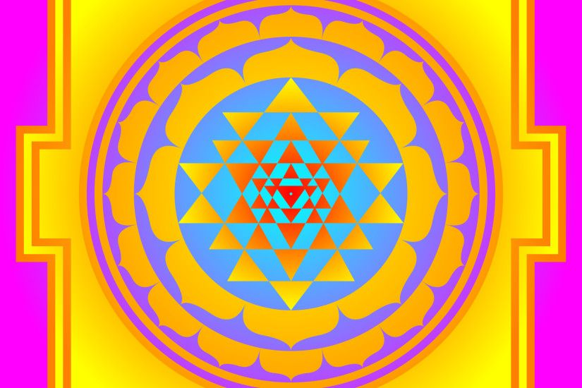 Sri Chakra Wallpaper Free Download