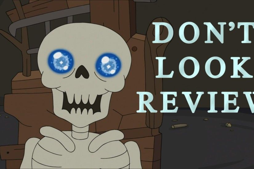 Adventure Time Review: S8E2 - Don't Look