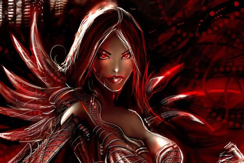 witchblade : High Definition Background