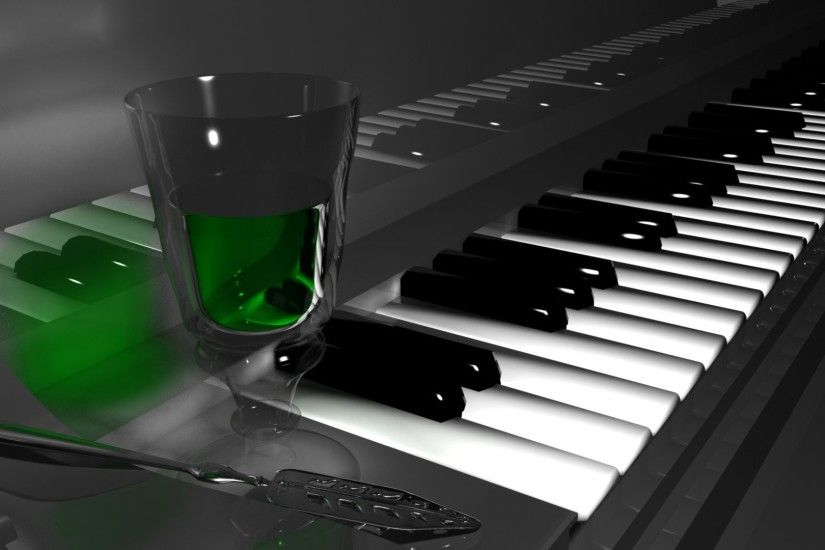 Piano alcohol spoons absinthe liquor gray background wallpaper | 1920x1080  | 327987 | WallpaperUP