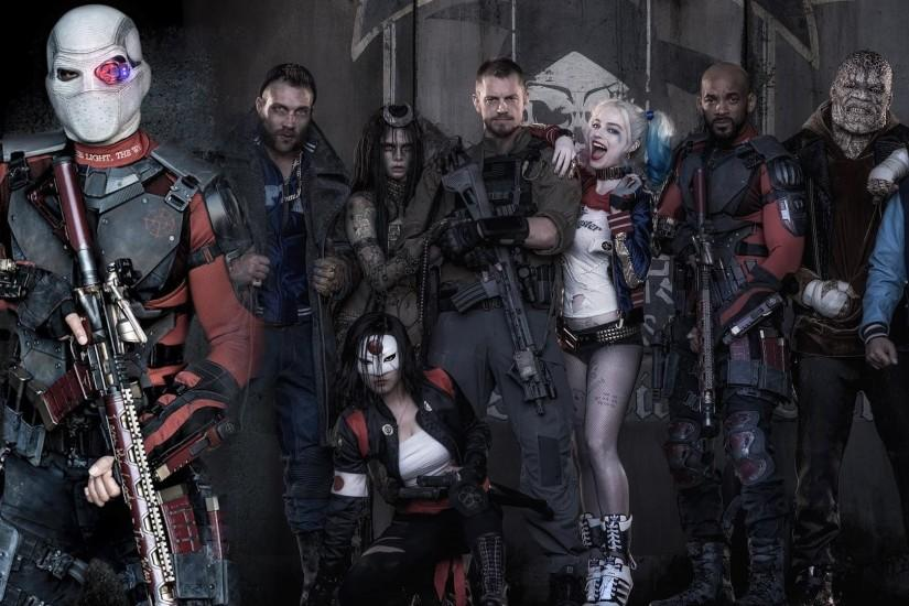 gorgerous suicide squad wallpaper 1920x1080 large resolution