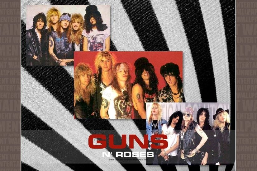 Guns N' Roses Wallpaper - Original size, ...
