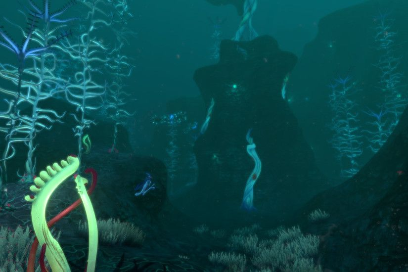 The world of Subnautica is huge and varied. There's a great deal more to  see and explore.
