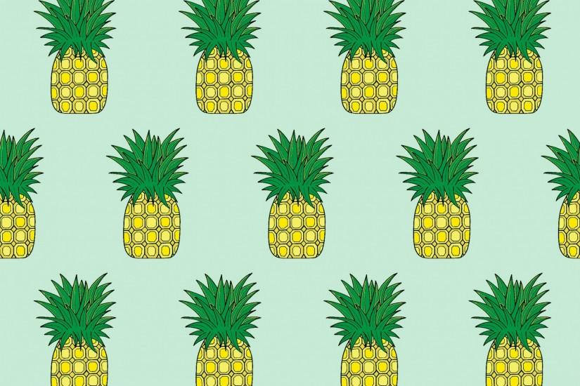 pineapple background 1920x1920 smartphone