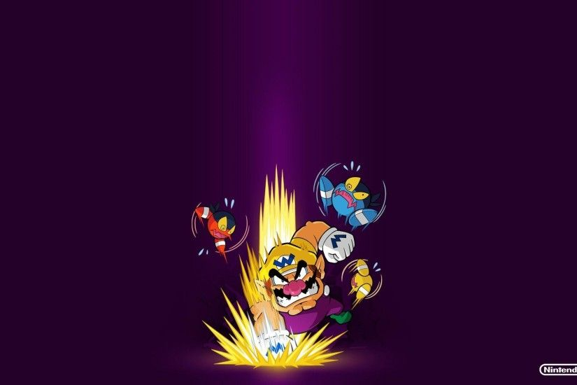 TMK | Downloads | Images | Wallpaper | Wario Land: Shake It! (