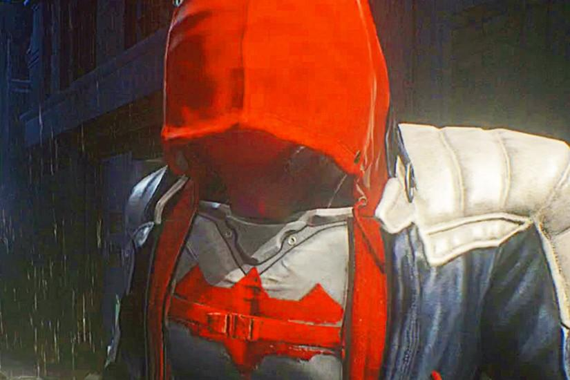BATMAN ARKHAM KNIGHT: RED HOOD STORY (Gamestop Exclusive Bonus DLC) Jason  Todd PREQUEL PACK