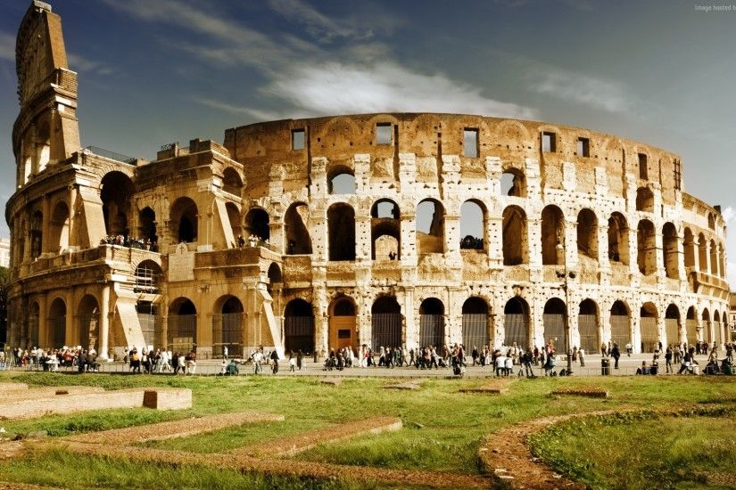Explore Rome Italy, Tuscany Italy, and more! colosseum wallpaper  architecture