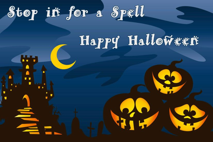 funny halloween ecards greeting card wallpaper