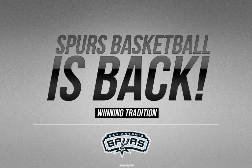 PC 1920x1200 Spurs Wallpaper - HD Wallpapers