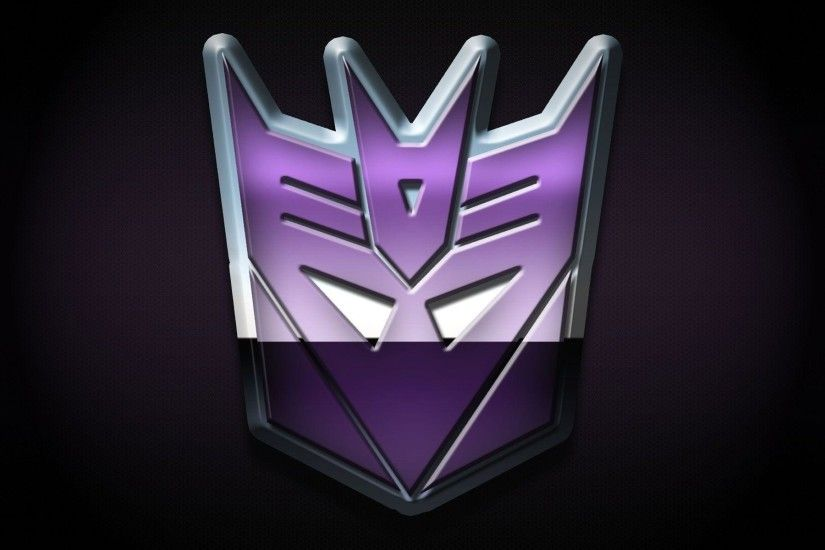 Transformers Decepticon Symbol HD Wallpapers