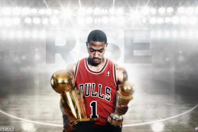 derrick rose wallpaper by ishaanmishra watch customization wallpaper .