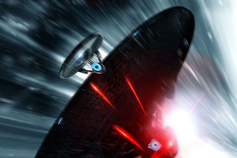Star Trek Into Darkness Movie Wallpapers