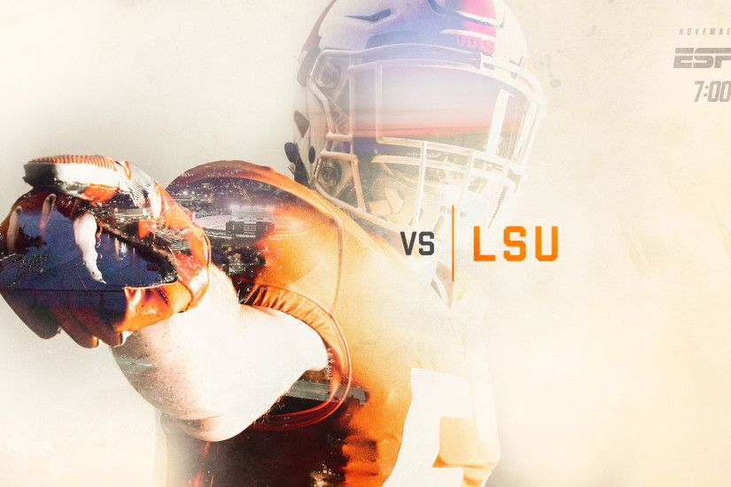 FOOTBALL CENTRAL: Tennessee vs. #20 LSU - University of Tennessee Athletics
