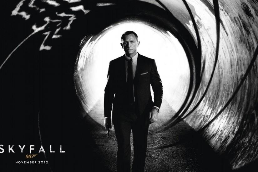 Skyfall James Bond wallpaper - Daniel Craig Wallpaper (32623673 .