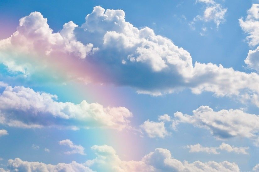 over the rainbow - Rainbows Wallpaper ID 1470358 - Desktop Nexus Nature
